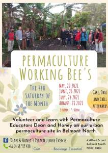 Permaculture Working Bee